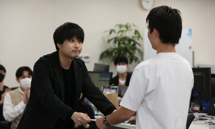 【表彰制度】コアバリュー体現賞