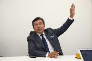 インタビュー弘兼憲史先生