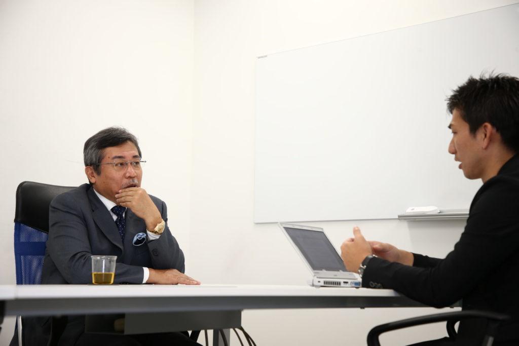 弘兼憲史先生インタビュー